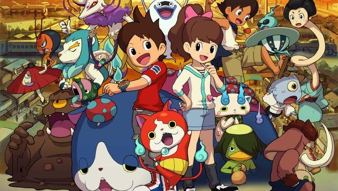 Yo-Kai Watch 2 for the Nintendo 3DS.
