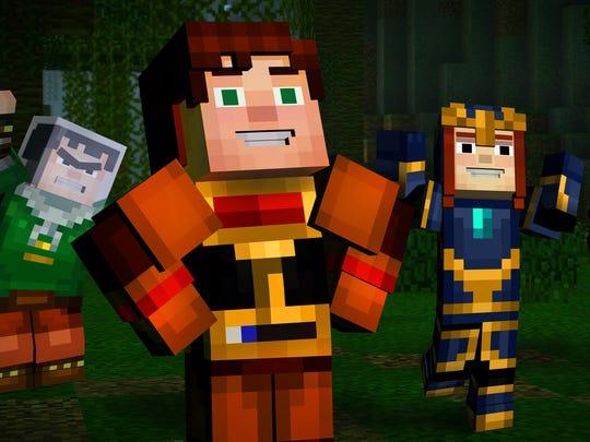 Minecraft Story Mode Episode 5: Order Up!