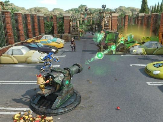 Knack 2, PlayStation 4.