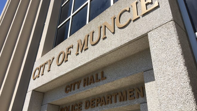 Muncie City Hall.