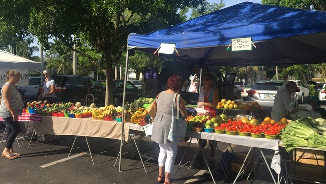 The local farmers market has become an incubator for small businesses to test the demand for their product.