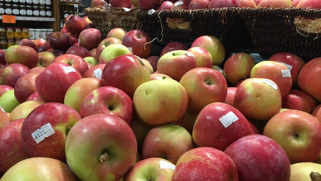Produce Pete will talk all things apples at Sickles Market this weekend.