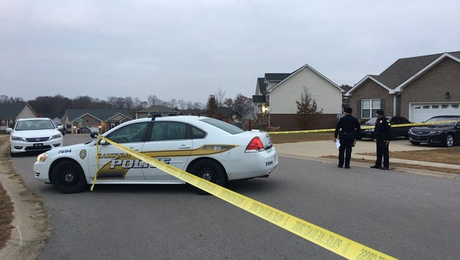 Authorities responded to a report of an early morning shooting on Saturday, Nov. 26, 2016 and found one man dead.