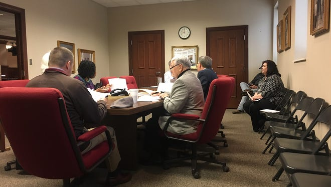 The Jackson Beer Board met Tuesday at City Hall. The board approved four permits.