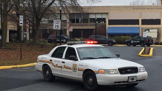 Bomb threats plagued the Siegel Jewish Community Center in Talleyville.