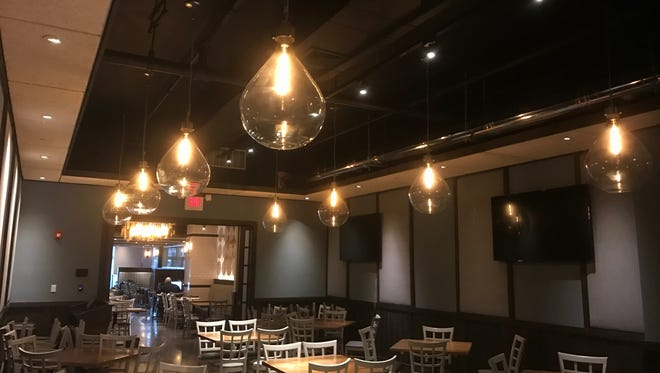Brandi Pizzeria & Trattoria, a new Italian restaurant in Port Chester.