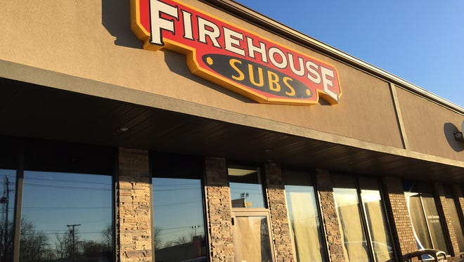 Firehouse Subs has closed along McGalliard Road.