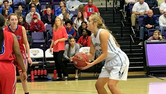 Northpoint beat Harding, 61-30, at the Division 2-A state semifinals at Lipscomb University Friday.