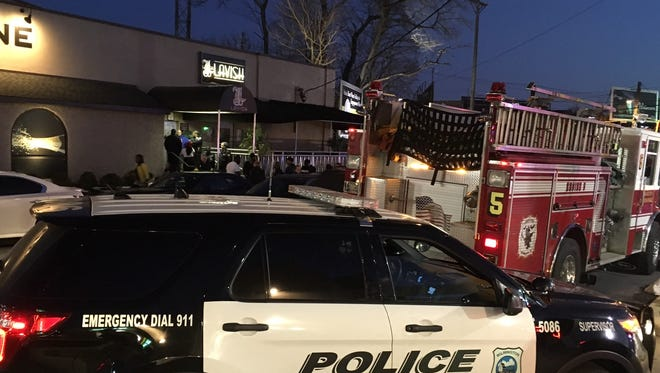Club Lavish was shut down Sunday night after the Wilmington Fire Marshal and other agencies found violations inside the overcrowded club.