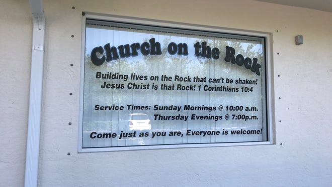 Church on the Rock, in the 1400 block of Bougainvillea Avenue, Port St. Lucie, is under contract with a Haitian church, a listing agent said Tuesday, April 25, 2017.