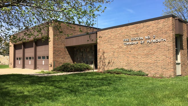 Plymouth Township is considering a plan to reopen Fire Station No. 2.