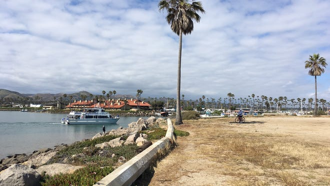 Ventura Port Commissioners selected a proposal on Wednesday night. On this site, a 64-unit luxury hotel is planned.