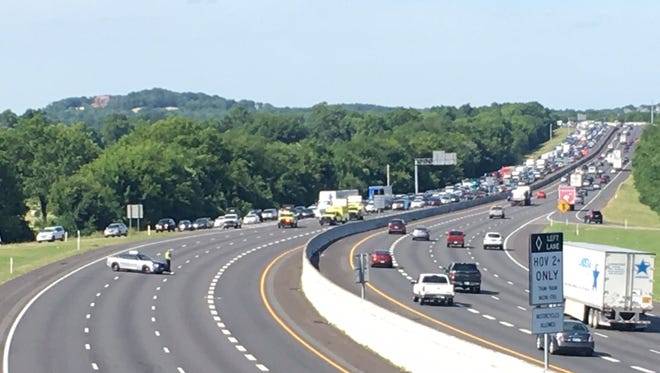 Tennessee is halting lane closures on interstates and state highways during the Labor Day weekend.