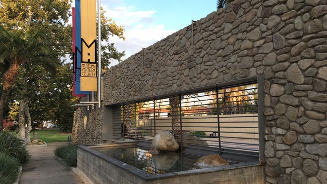 The Museum of Ventura County at 100 E. Main St.