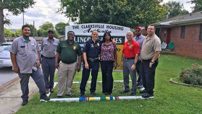 Clarksville Housing and Police Dept