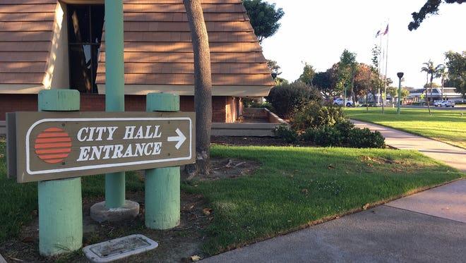 Port Hueneme City Hall.