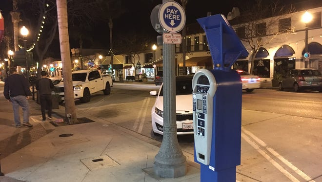 Officials are hoping the new parking meters in Ventura are more attractive and easier to use.