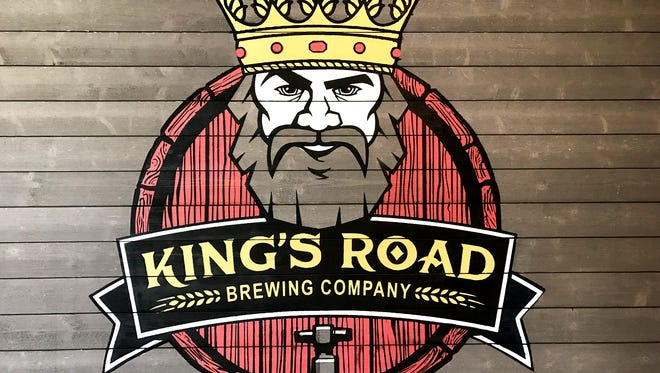 King's Road Brewing Company hopes to move next door to the former Harrison's sometime in 2019.
