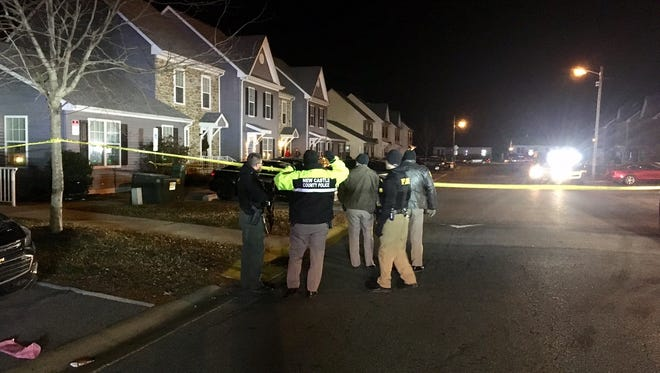 A 24-year-old man, Antoine Terry, was fatally shot early Thursday morning south of Wilmington in the community of Arbor Place Townhouses.