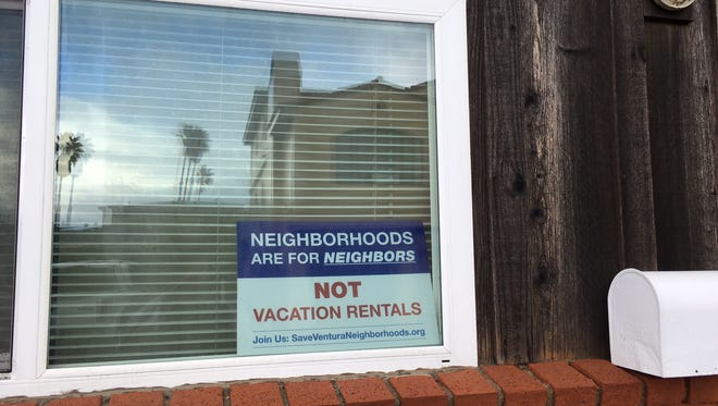 A Ventura County Superior Court judge ruled the city of Ventura can allow short-term vacation rentals in residential zones.