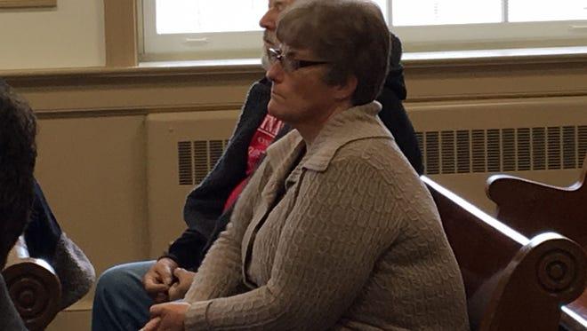 "Julianne ""Juli"" Jandik of Mine Hill awaits sentencing on Jan. 19, 2018 for stealing $43,000 from a friend."