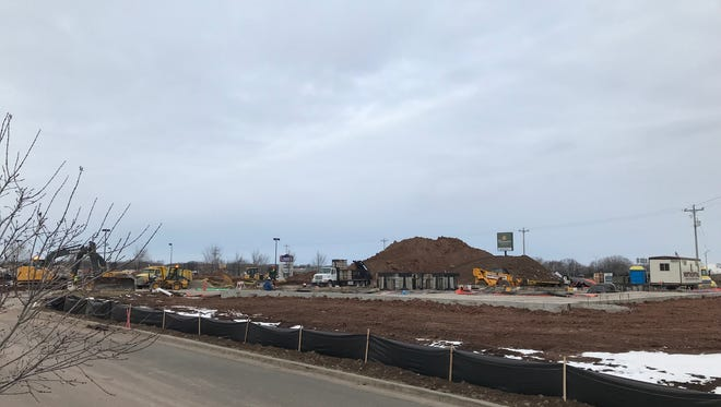 Verve, a Credit Union, is building a new location on Oshkosh's west end this spring.