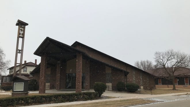 The American Legion Cook-Fuller Post 70 has purchased the former St. Josaphat Catholic Church and School at 1307 Congress Ave.