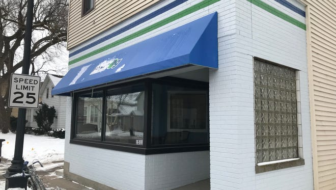 Blue Frog Property Management overhauled an office space at 1511 Oregon St., the company's first brick-and-mortar location in Oshkosh.