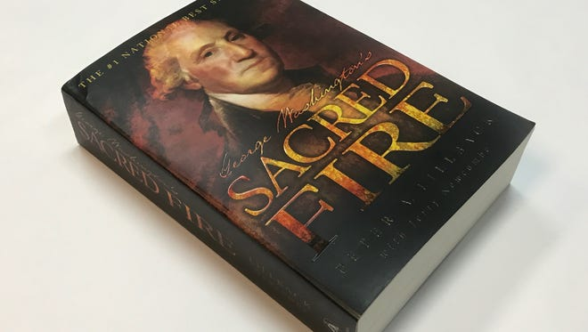 Peter A. Lillback's book about George Washingotn goes 725 pages ... before appendices.