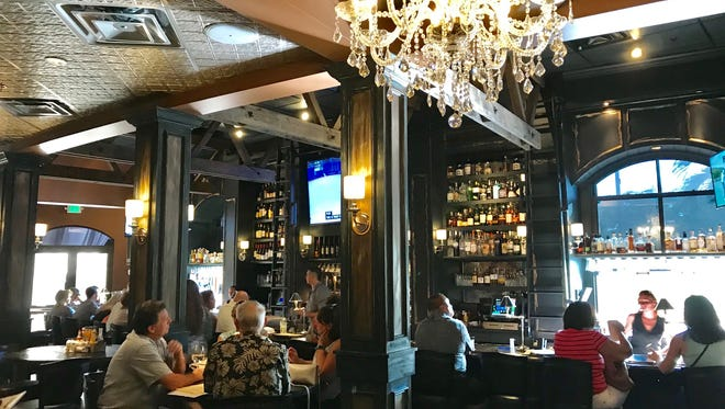 The Saloon recently opened at Coconut Point mall in Estero.
