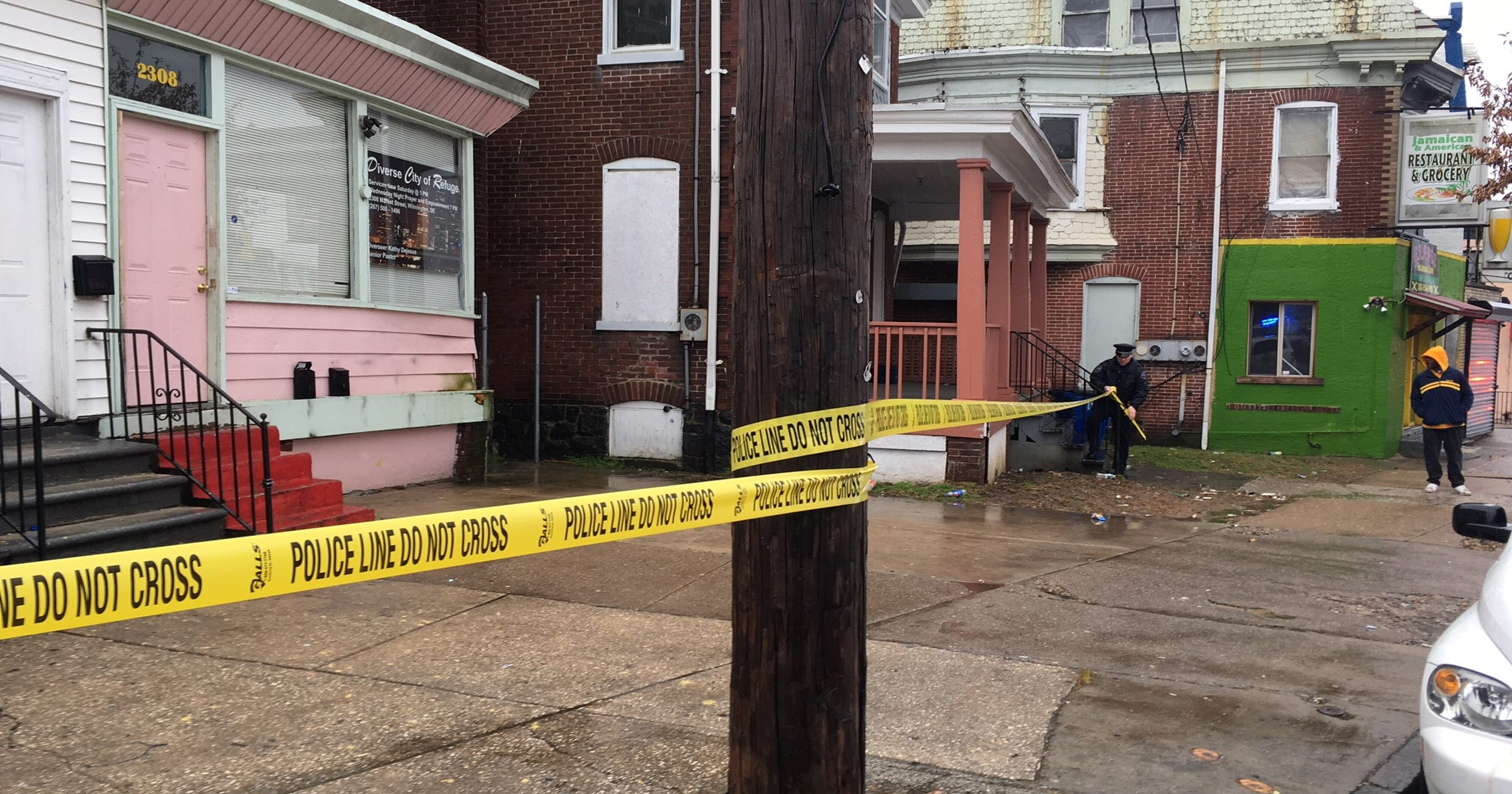 Richard Young, of Wilmington, shot, killed on Sunday