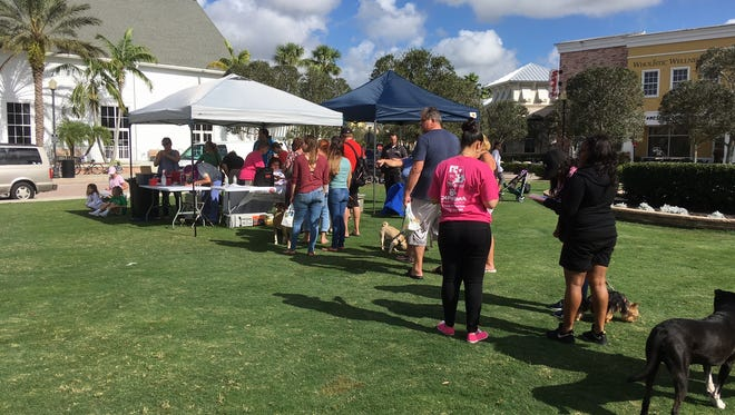 The popularity of the recent rabies clinic at Paws in the Park has prompted the Humane Society of St. Lucie to host more low-cost vaccination clinics.
