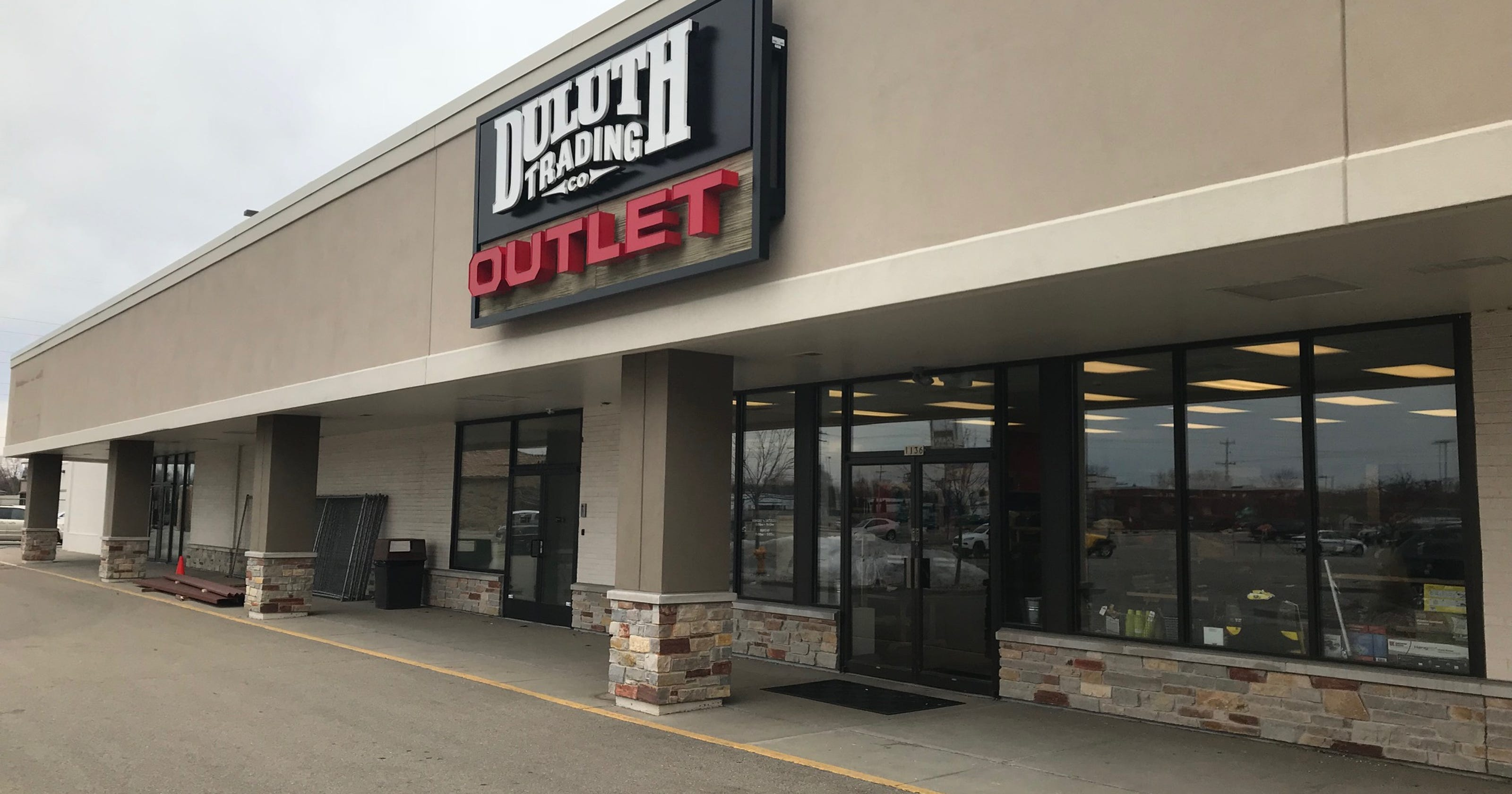 Duluth Trading Co  expanding Oshkosh outlet store | Streetwise