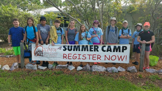 The Oxbow Eco-Center has already begun accepting registration for its popular summer camps, which start in June. Designed for ages 6 to 15, the Oxbow offers a variety of hands-on, interactive camps that mix the great outdoors with arts, science and sports. for details, visit www.oxboweco.com.