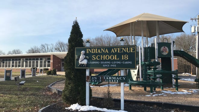 Indiana Avenue School 18 in the Iselin section of Woodbridge has been closed off and on over the last month due to air quality issues.