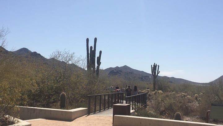 Tips to stay safe while hiking in the Valley heat