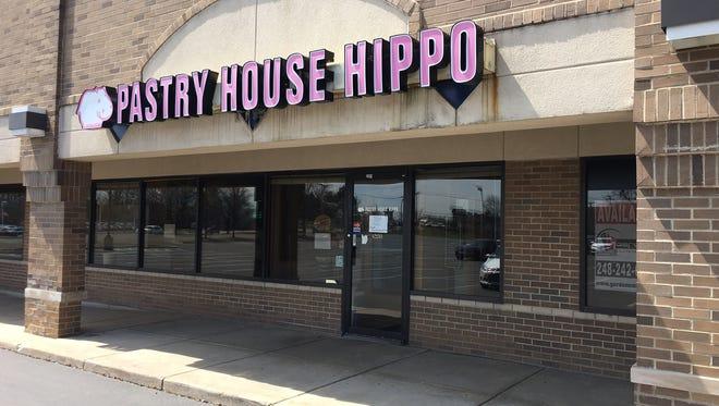 Pastry House Hippo in Novi.