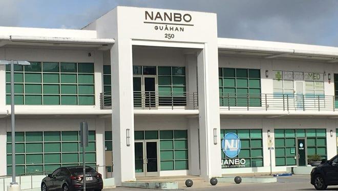 Nanbo headquarters in Hagåtña, as pictured April 30, 2018.