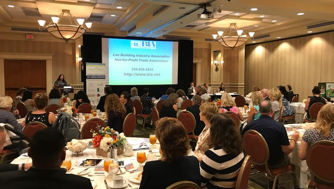 Above Board Chamber of Florida hosted a Disaster Preparation luncheon on Monday, May 7, 2018, at Hilton Naples.