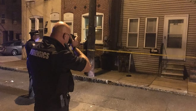 Wilmington police are investigating a shooting that left one man injured Friday night.