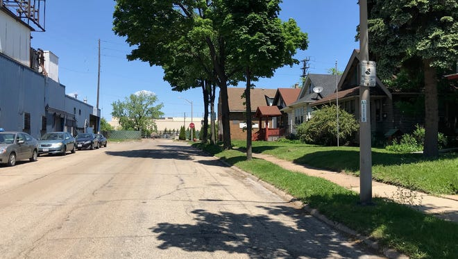 In the 1100 block of 65th Street, someone fired a gun into the air several times about 5 p.m. Saturday, June 2.