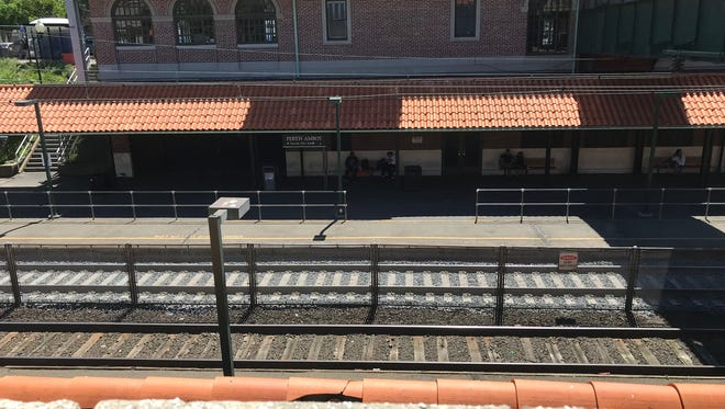 A man who trespassed on the tracks near the Perth Amboy train station was fatally hit by a NJ Transit on Aug. 4.