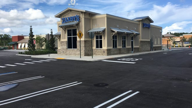 The Port St. Lucie Zaxby's has its grand opening July 9.