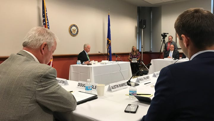Republican U.S. Sen. Ron Johnson discusses tariffs