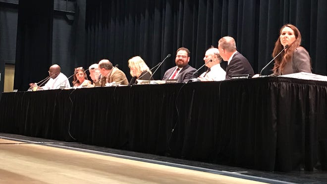 Tuesday's continuation of a Zoning Board of Adjustment hearing concerning a controversial application for a proposed mixed-use project at the bustling intersection of Summerhill and Old Stage roads has been canceled.