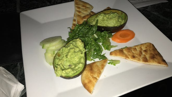 The guacamole at Lace is affordable and rather good