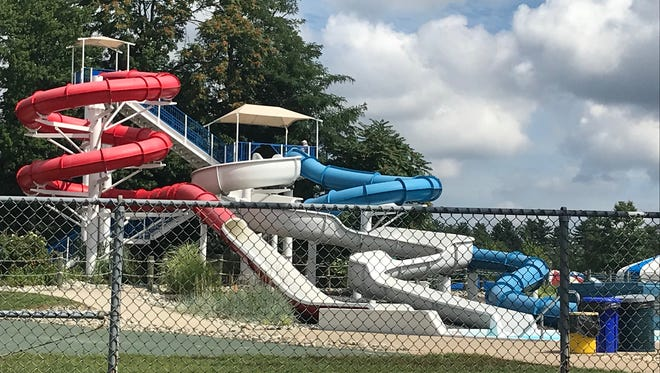 A 7-year-old boy remained in critical condition Tuesday following an incident at the Crystal Springs Family Waterpark in East Brunswick.