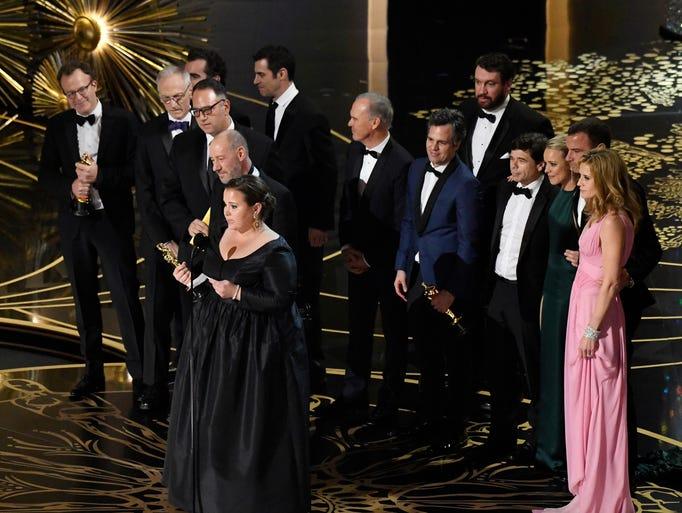 91st Academy Awards: TV Review - hollywoodreporter.com