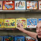 A baby boomer's delight: vintage lunchboxes on sale