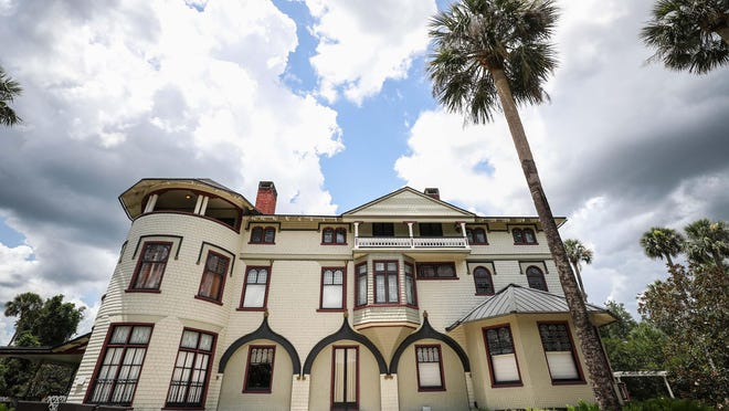 The Stetson Mansion in DeLand opens July 2-6 with tours shorter than normal, and with smaller groups, amid the coronavirus pandemic. The former estate of hat maker John B. Stetson had been closed since March.